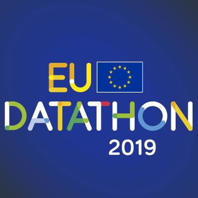 2019 Datathon Twitter Logo