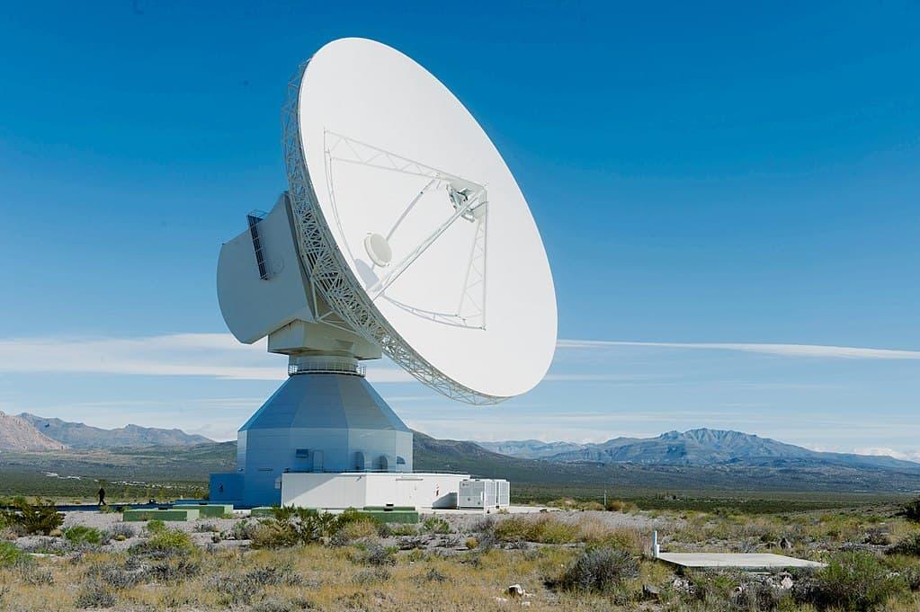Antena de Espacio Profundo